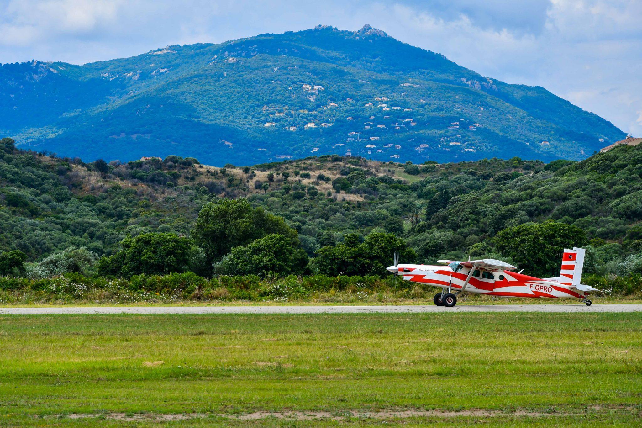 Aérodrome de Tavaria à Propriano