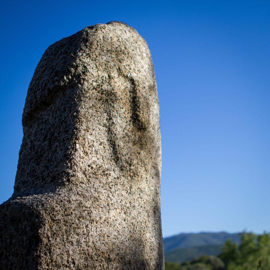 Site archéologique Filitosa. Histoire corse
