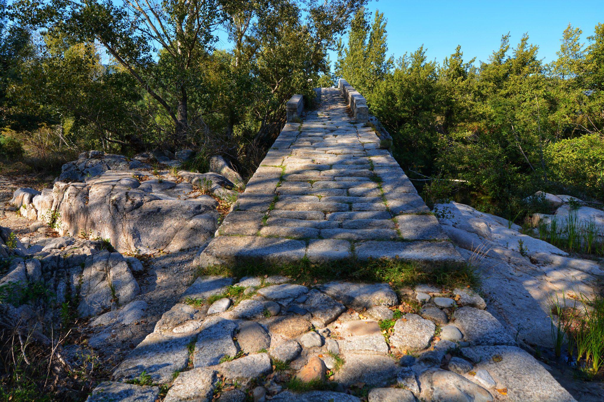 pont génois Spina Cavaddu Sartène. Histoire corse