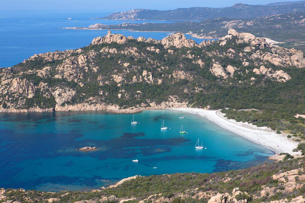 Notre terre : Roccapina près de Sartène