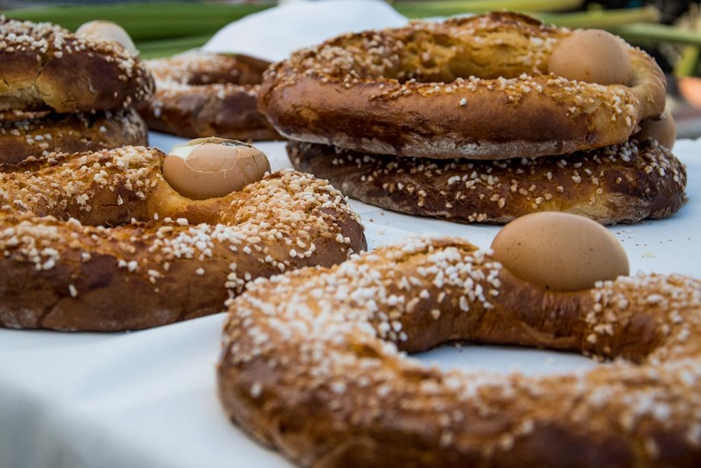 Cacavelli : gâteau corse fabriqué à pâques. Spécialités corses
