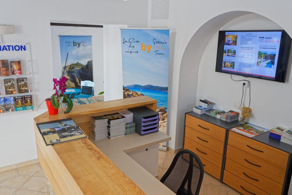 Office de tourisme du Sartenais Valinoc Taravo