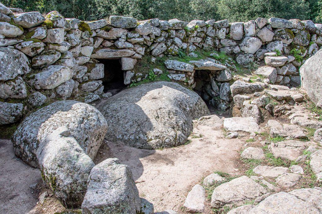 Cucuruzzu site archéologique corse