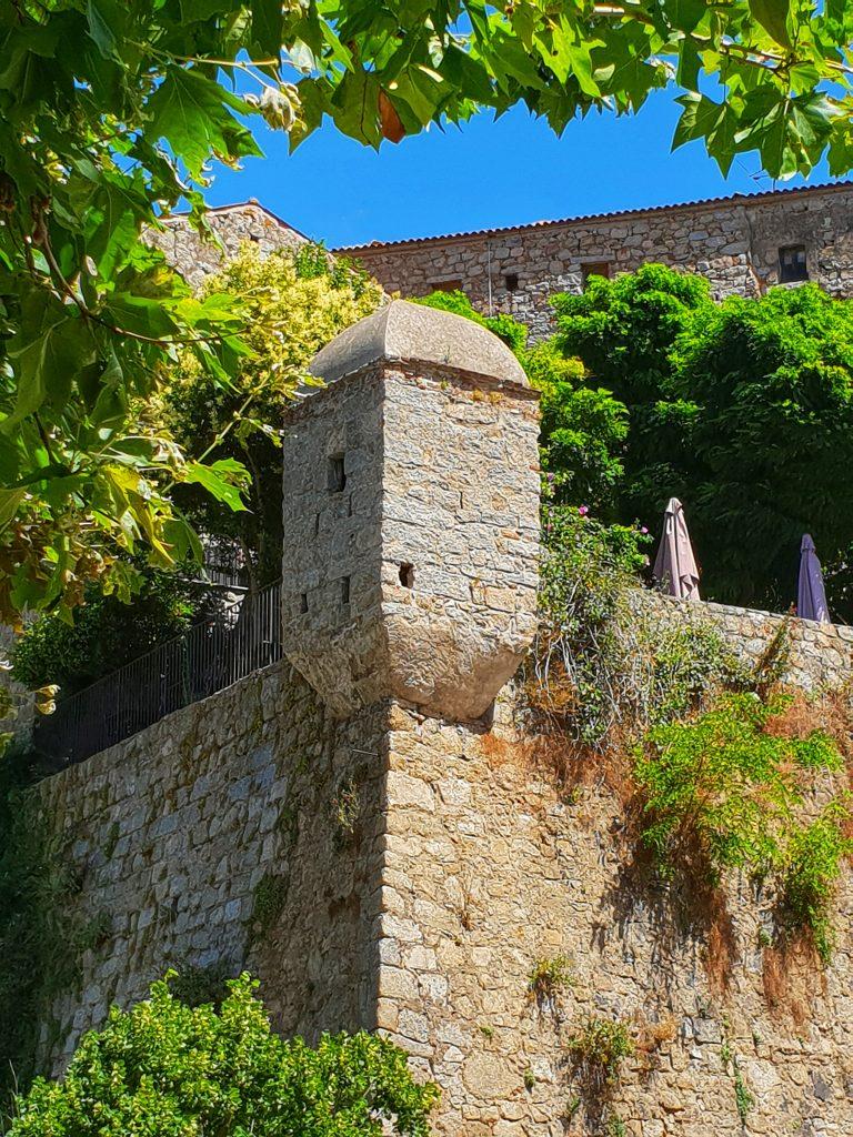 Echauguette : monument historique Sartène corse du sud