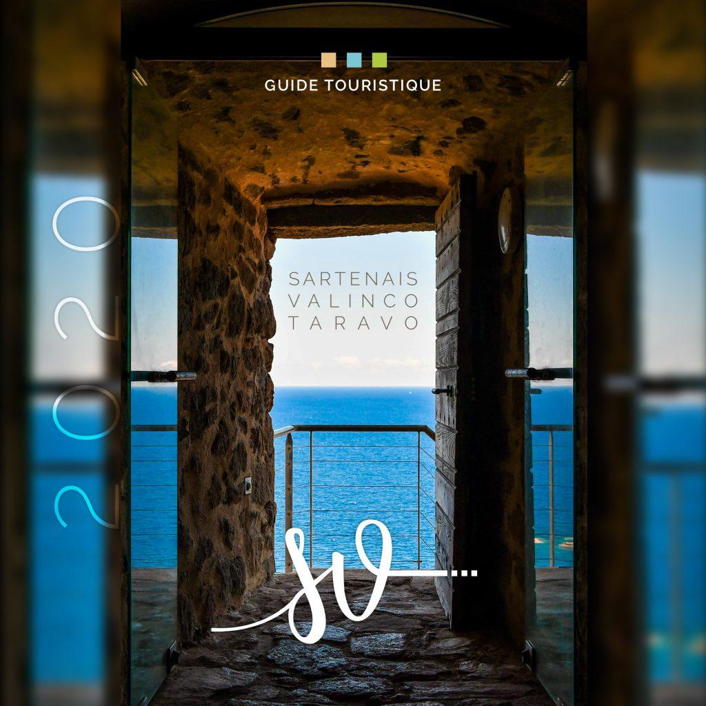 Guide de l'Office de Tourisme du Sartenais Valinco Taravo