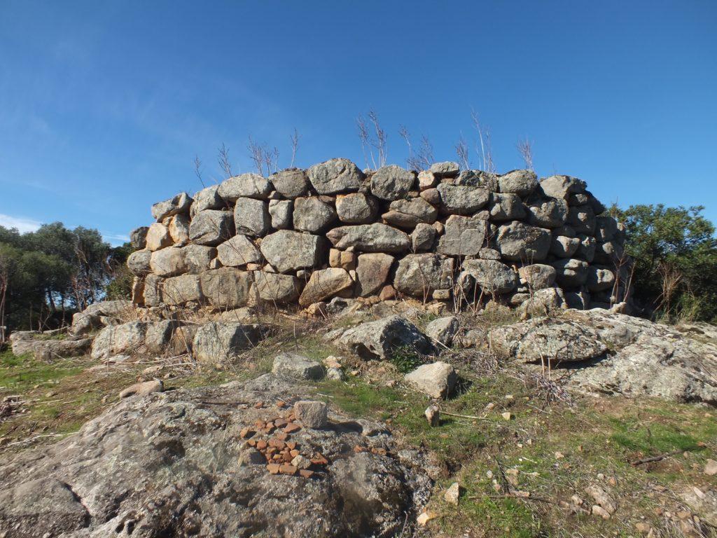 Alo Bisujè site archéologique corse près de Sartène
